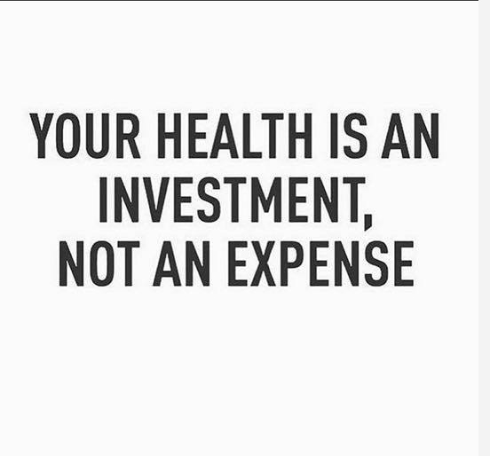 Health is your greatest wealth